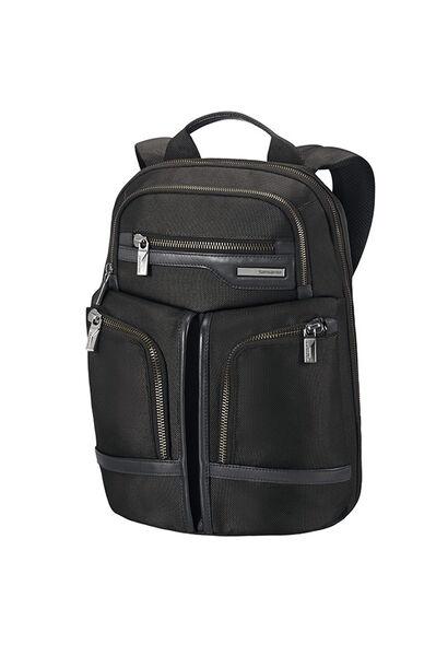 GT Supreme Laptop rugzak Zwart/Zwart