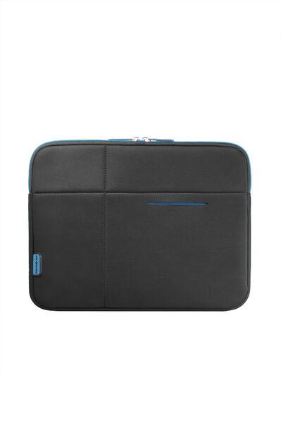 Airglow Sleeves Laptophoes Zwart/Blauw