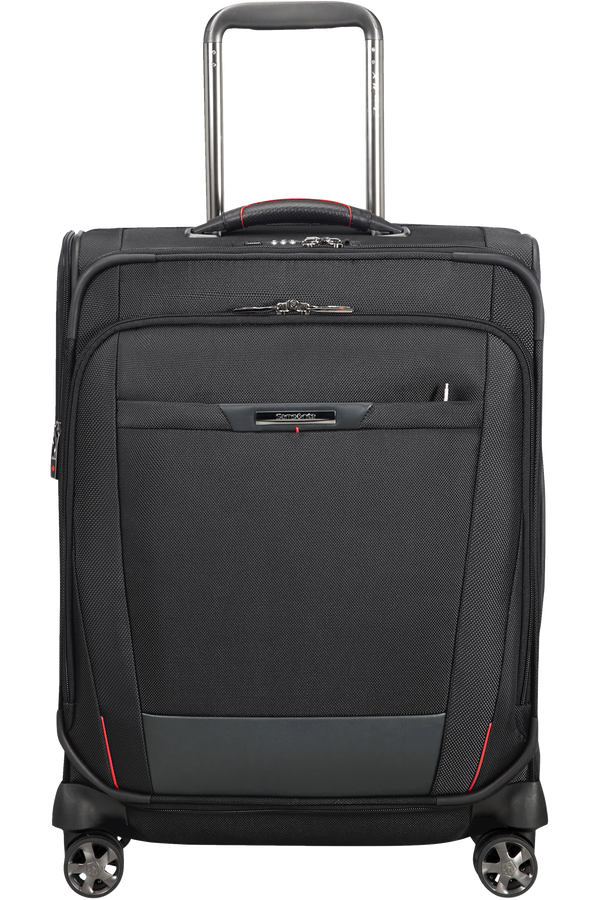 Samsonite Pro-Dlx 5 Spinner Strict 55cm  Zwart