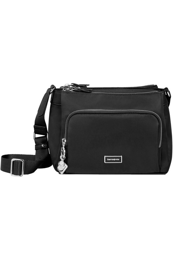 Samsonite Karissa 2.0 Travel Shoulder Bag  Zwart