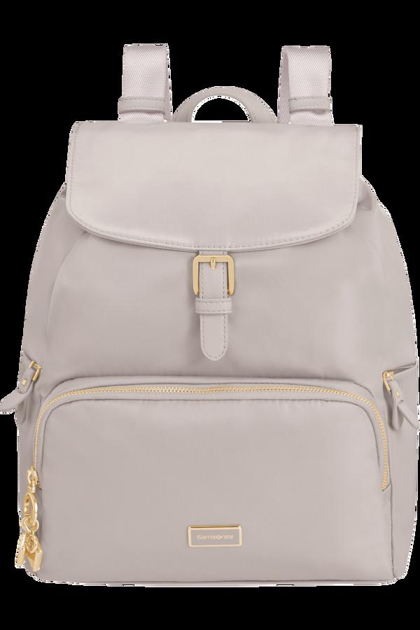 Samsonite Karissa 2.0 Backpack 3 Pockets 1 Buckle  Iced Lilac