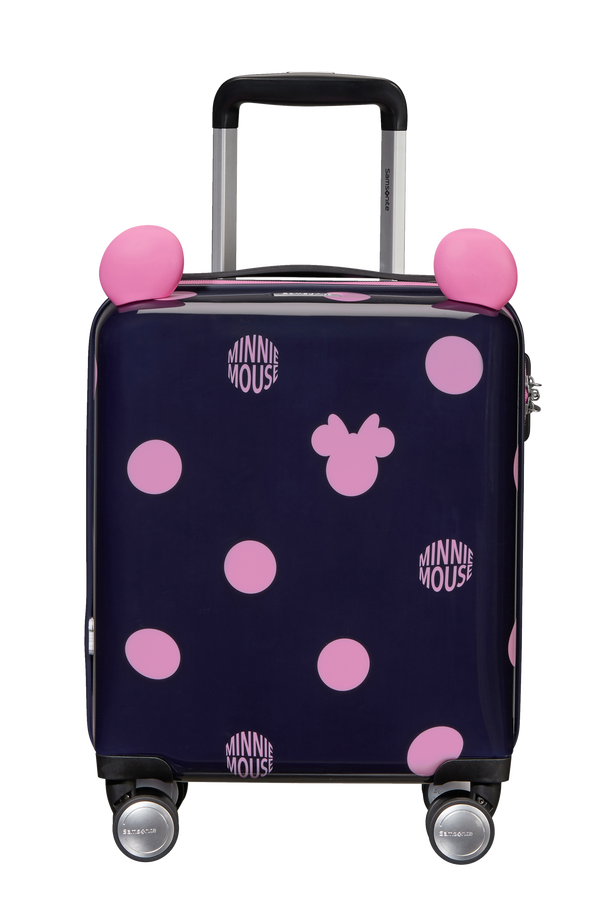 Samsonite Color Funtime Disney Spinner 45cm  Minnie Pink Dots