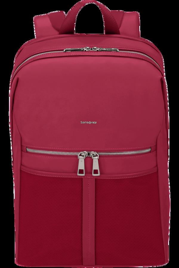 Samsonite Activ-Eight Zippered Backpack 15.6'  Magenta