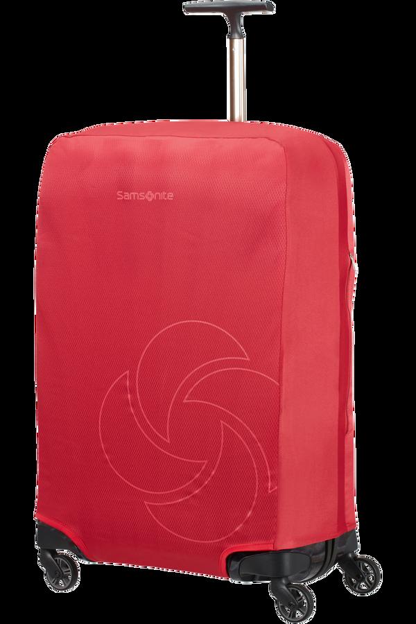 Samsonite Global Ta Foldable Luggage Cover M Rood