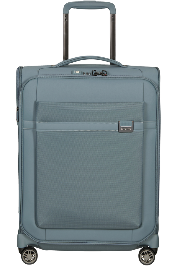 Samsonite Airea Spinner Strict 55cm  Smoke Blue
