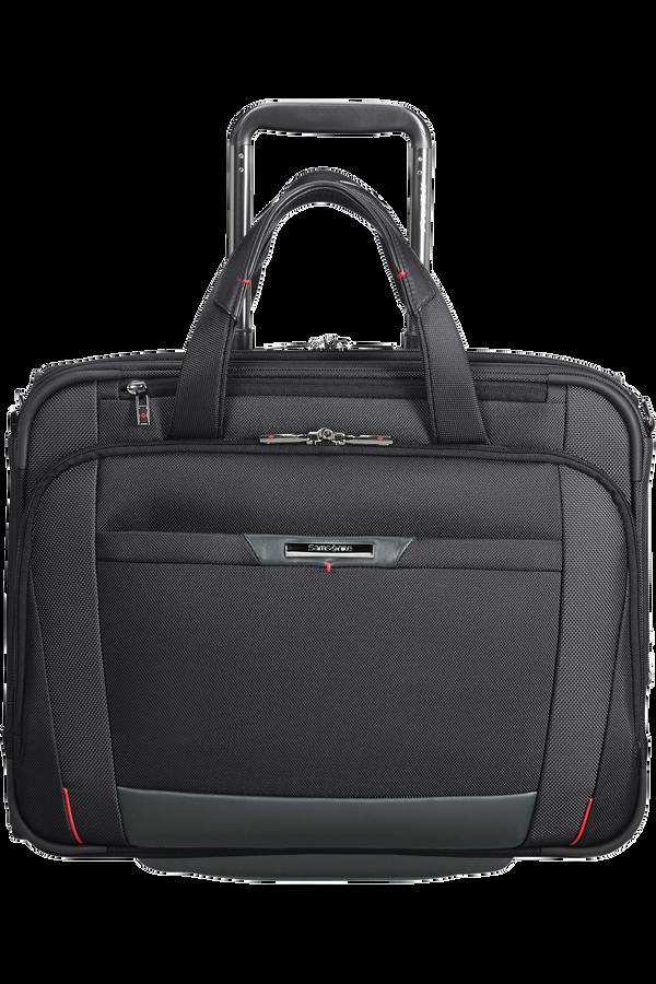 Samsonite Pro-Dlx 5 Business Case WH Expandable  39.6cm/15.6inch Zwart