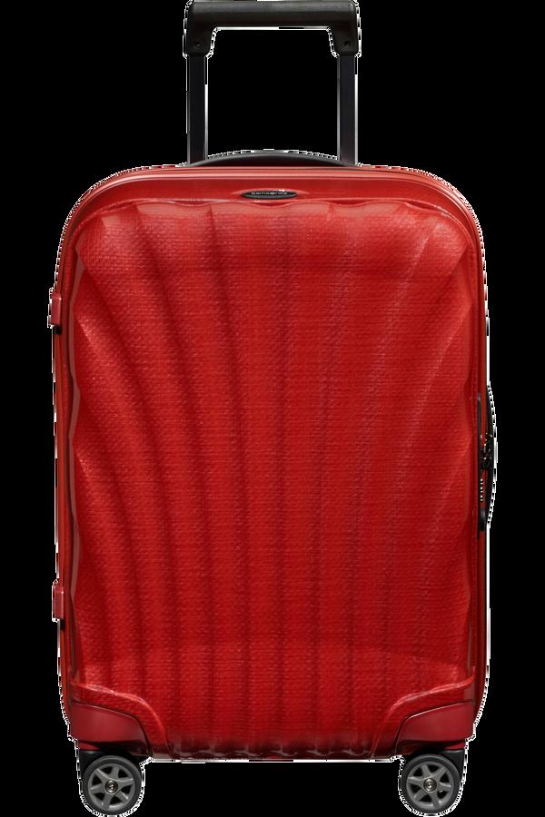 Samsonite C-Lite Spinner 55cm  Chili red