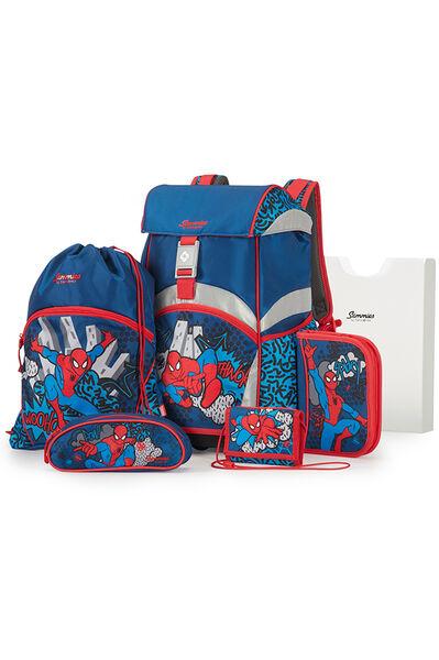 Ergonomic Backpack Rugzak Spiderman Pop