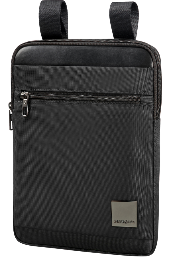 Samsonite Hip-Square Flat Tablet Crossover  24.5cm/9.7inch Zwart