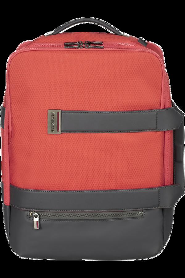 Samsonite Zigo 3-Way Shoulder Bag Expandable L  Oranje
