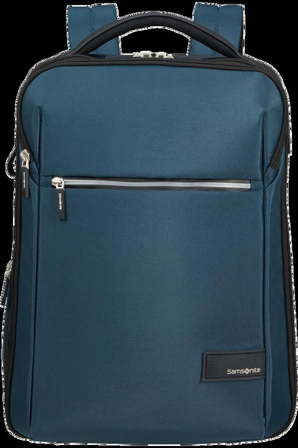 Samsonite Litepoint Laptop Backpack Expandable 17.3'  PEACOCK