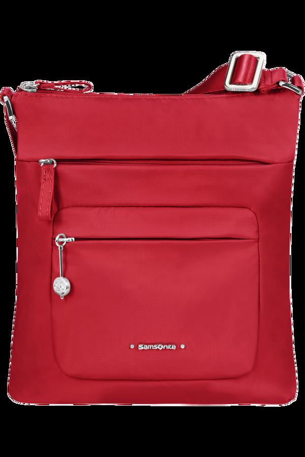 Samsonite Move 3.0 Mini Shoulder Bag iPad  Donkerrood
