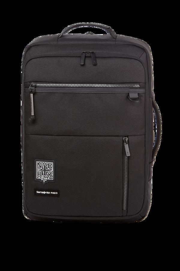 Samsonite Byner Flat Backpack  Zwart