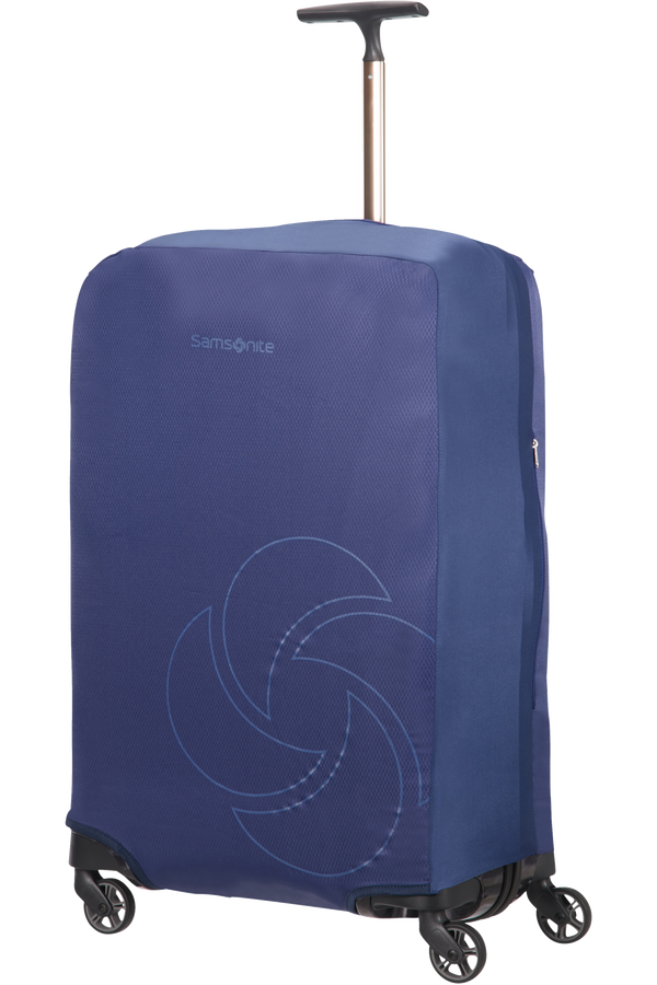 Samsonite Global Ta Foldable Luggage Cover M/L Midnight Blue