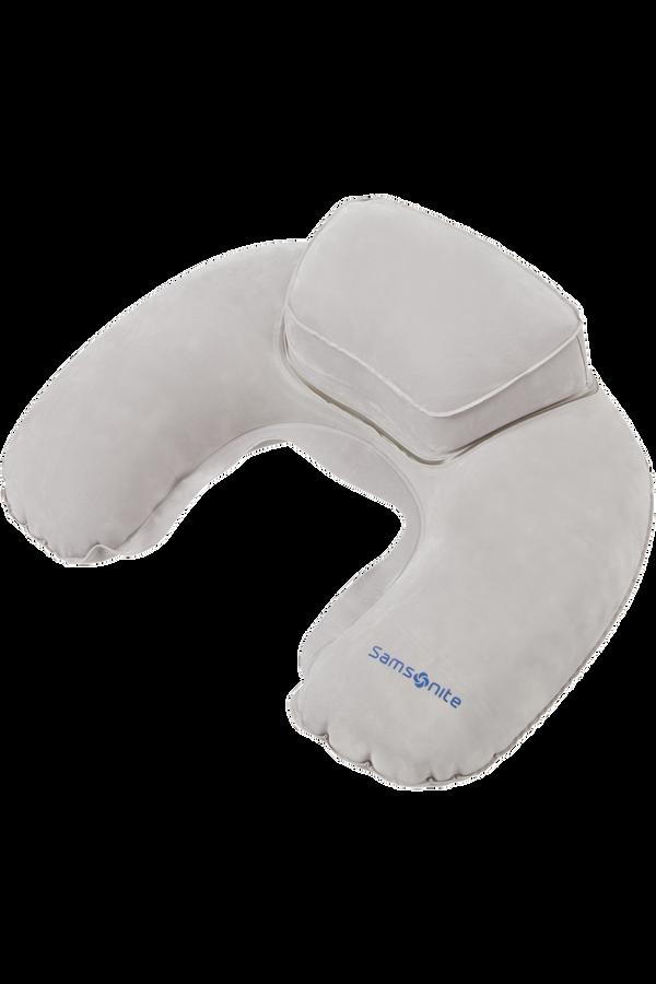 Samsonite Global Ta Double Comfort Pillow Grafiet