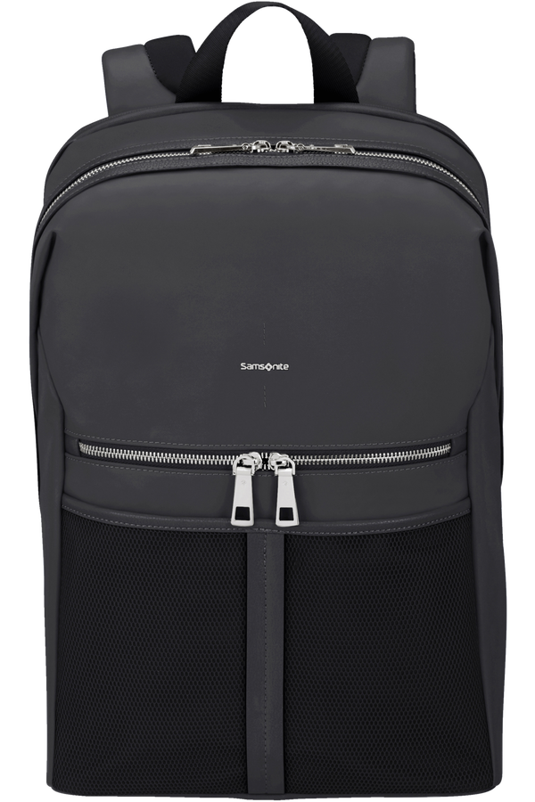 Samsonite Activ-Eight Zippered Backpack 15.6'  Zwart