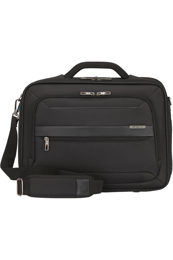 Samsonite Vectura Evo Office Case Plus  15.6inch Zwart