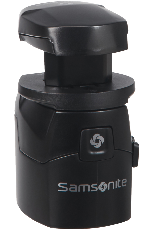 Samsonite Global Ta Worldwide Adapter + USB Zwart
