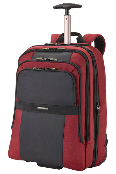 Infinipak Laptop rugzak RED/BLACK
