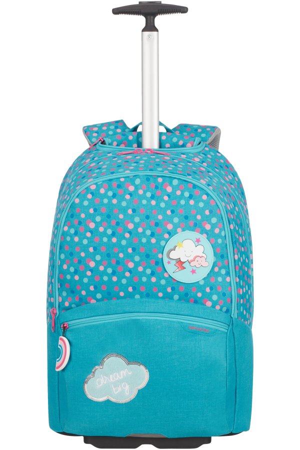 Samsonite Color Funtime Backpac/Wh  Dreamy Dots