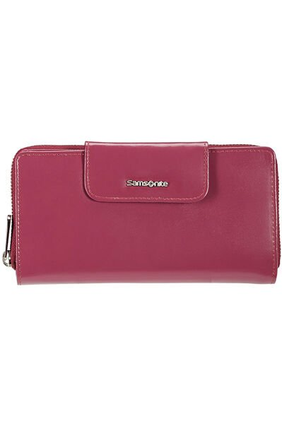 Lady Chic II SLG Portefeuille L Plum