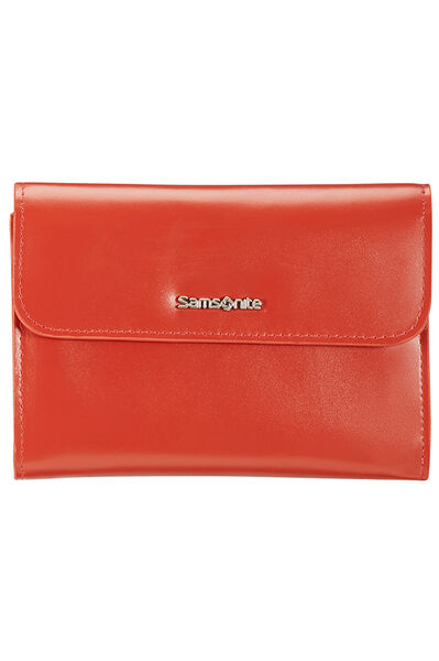 Lady Chic II SLG Portefeuille M Coral Red