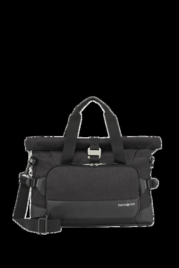 Samsonite Ziproll Laptop Shoulder Bag  Zwart