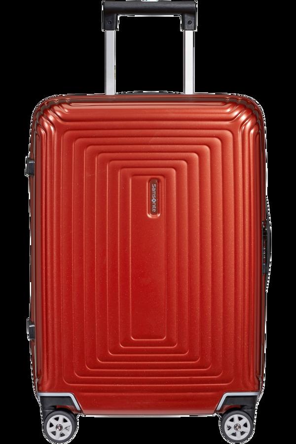Samsonite Neopulse Spinner Width 23cm 55cm  Metallic Intense Red