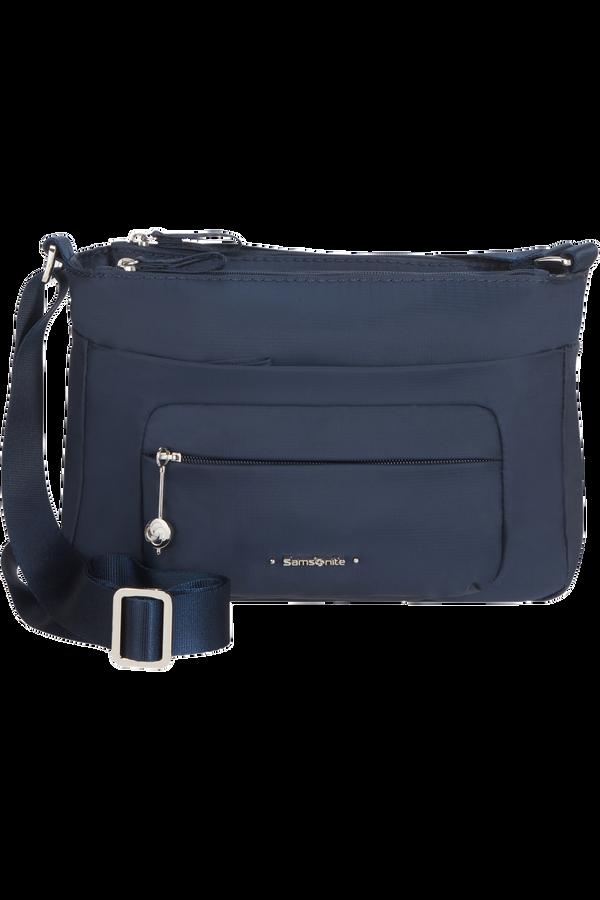 Samsonite Move 3.0 Horizontal Shoulder Bag S  Dark Blue
