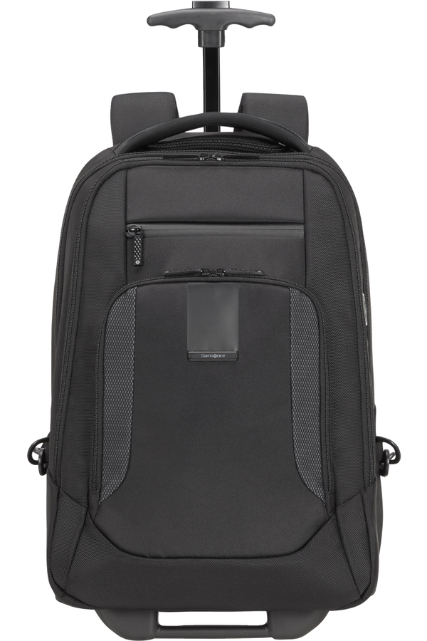 Samsonite Cityscape Evo Laptop Backpack with Wheels  15.6inch Zwart