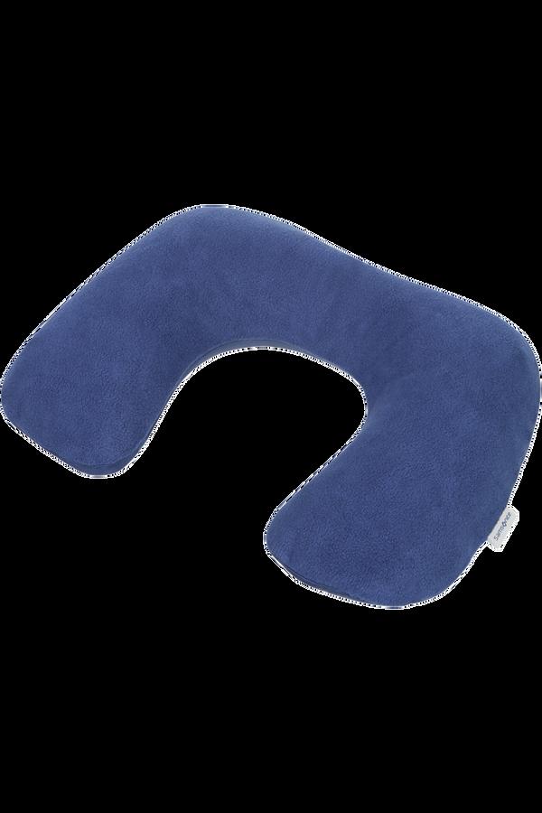 Samsonite Global Ta Infl.Pillow + Remov.Cover Midnight Blue
