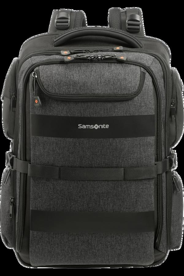 Samsonite Bleisure Backpack 17.3' Exp Overnight +  Antraciet