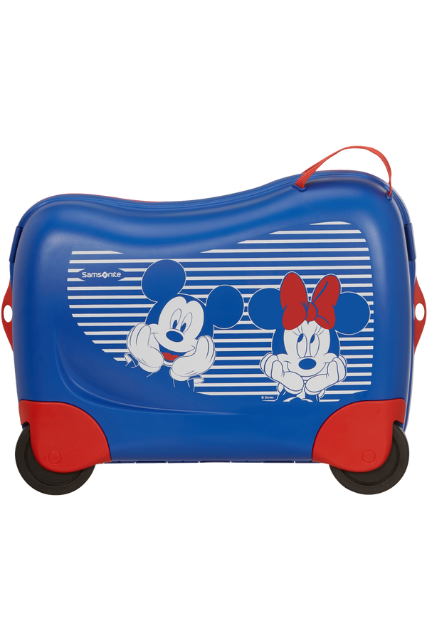 Samsonite Dream Rider Disney Suitcase Disney  Minnie/Mickey Stripes