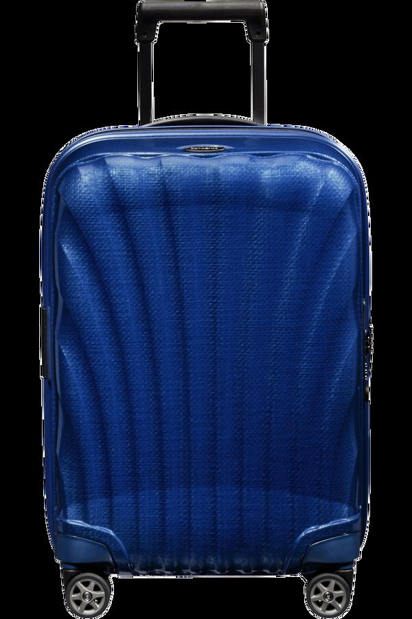 Samsonite C-Lite Spinner Expandable 55cm  Deep blue