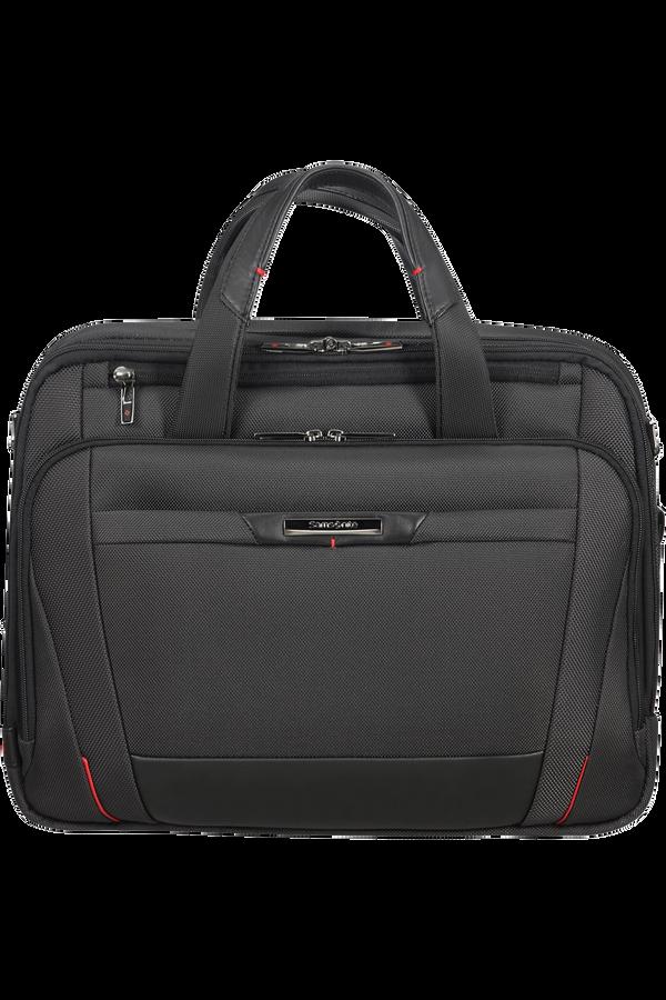 Samsonite Pro-Dlx 5 Laptop Bailhandle Expandable  39.6cm/15.6inch Zwart