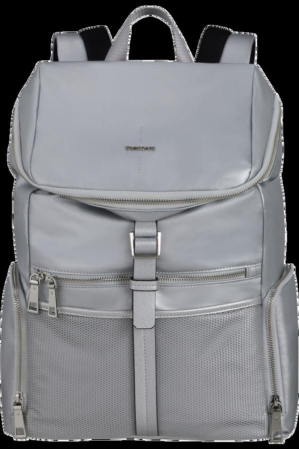 Samsonite Activ-Eight Top Open. Backpack 14.1'  Zilver