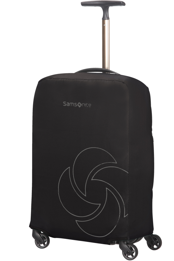 Samsonite Global Ta Foldable Luggage Cover S  Zwart