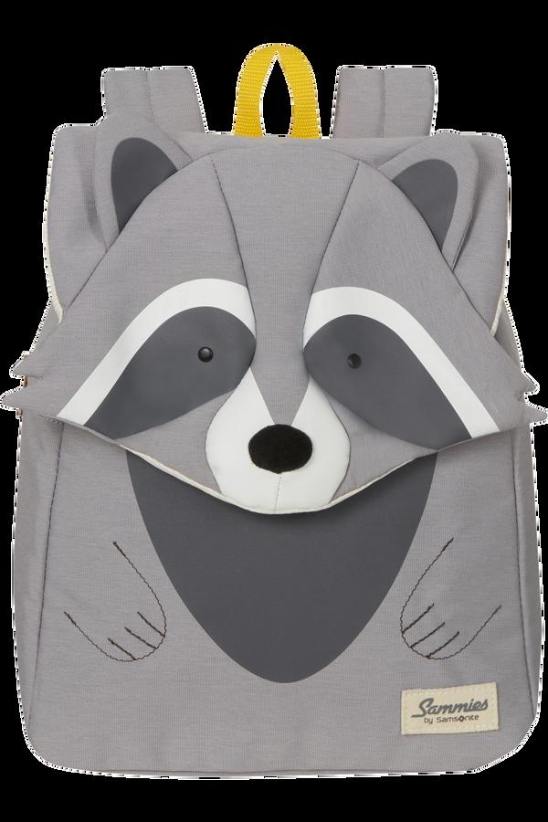 Samsonite Happy Sammies Eco Backpack Raccoon Remy S+  Raccoon Remy