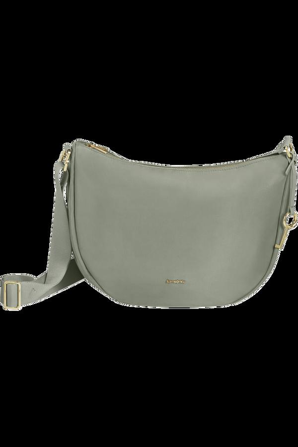 Samsonite Skyler Pro Hobo Bag M  Grey Sage