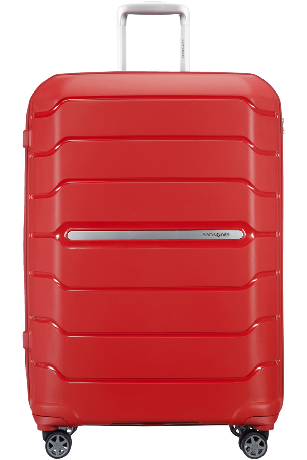 Samsonite Flux Spinner Expandable 75cm  Rood