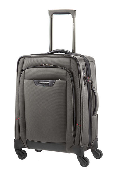 Pro-DLX 4 Business Spinner (4 wielen) 55cm Magnetic Grey