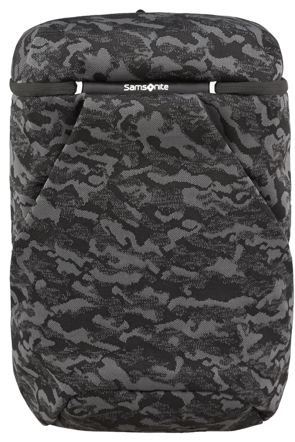 Samsonite Neoknit Laptop Backpack M  Camo Black