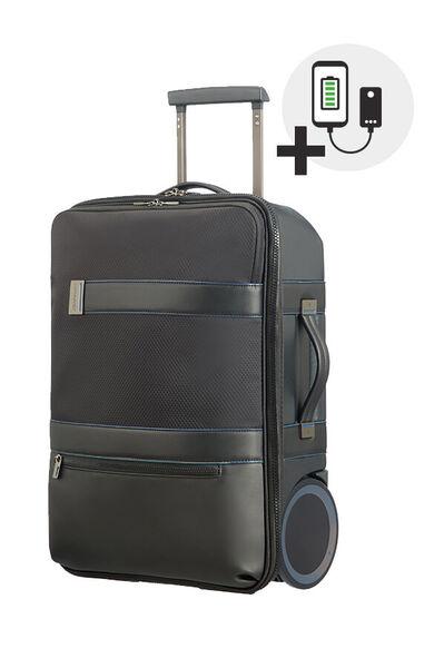Zigo Spinner (4 wheels) + Bluetooth Tracker & Power Bank included 55cm