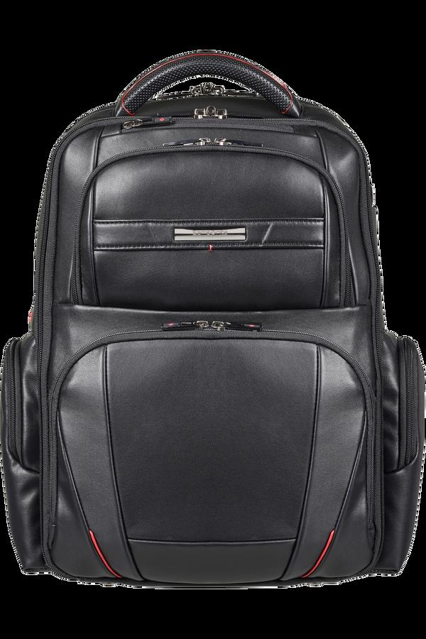 Samsonite Pro-Dlx 5 Lth Laptop Backpack  15.6inch Zwart