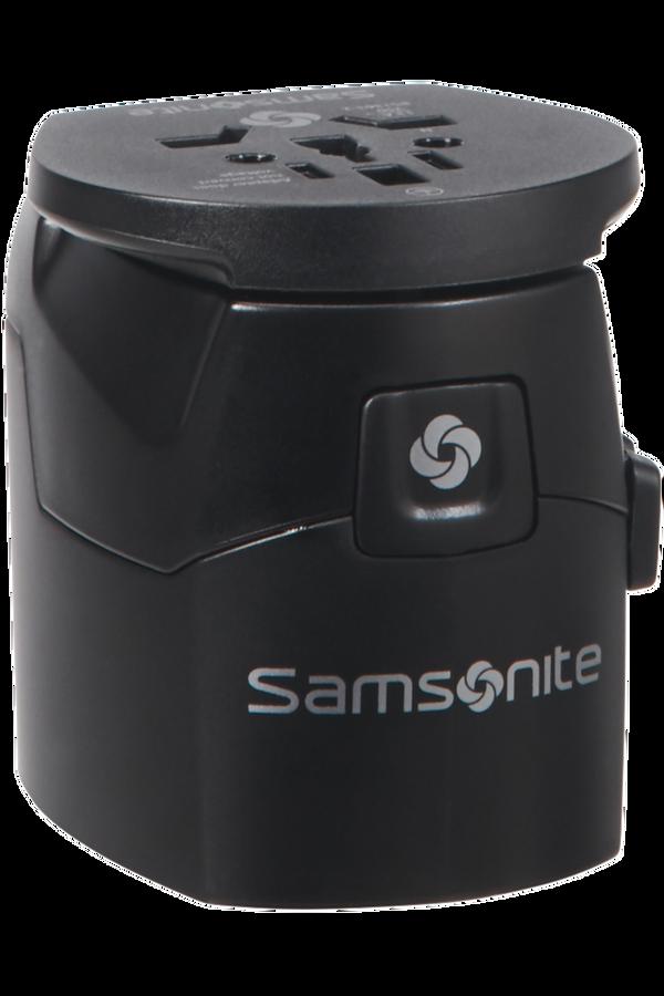 Samsonite Global Ta Worldwide Adapter Zwart