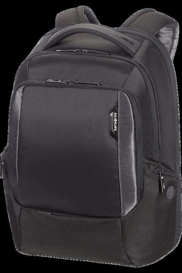 Samsonite Cityscape Tech Laptop Backpack Expandable 43.9cm/17.3inch Zwart