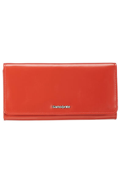 Lady Chic II SLG Portefeuille Coral Red