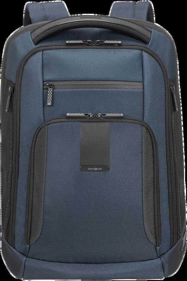 Samsonite Cityscape Evo Laptop Backpack Expandable  17.3inch Blauw