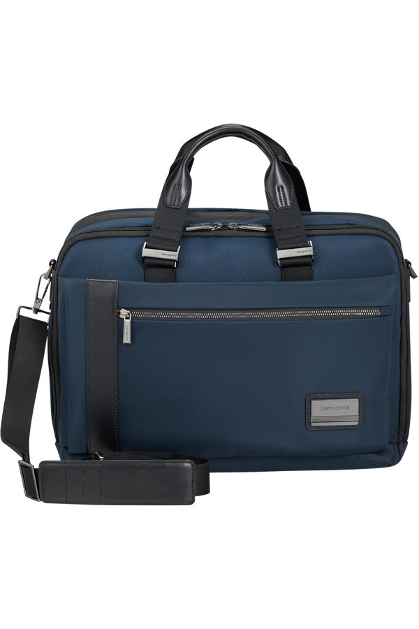 Samsonite Openroad 2.0 Bailhandle Expandable 15.6'  Cool Blue