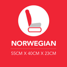 Norwegian Hand Luggage